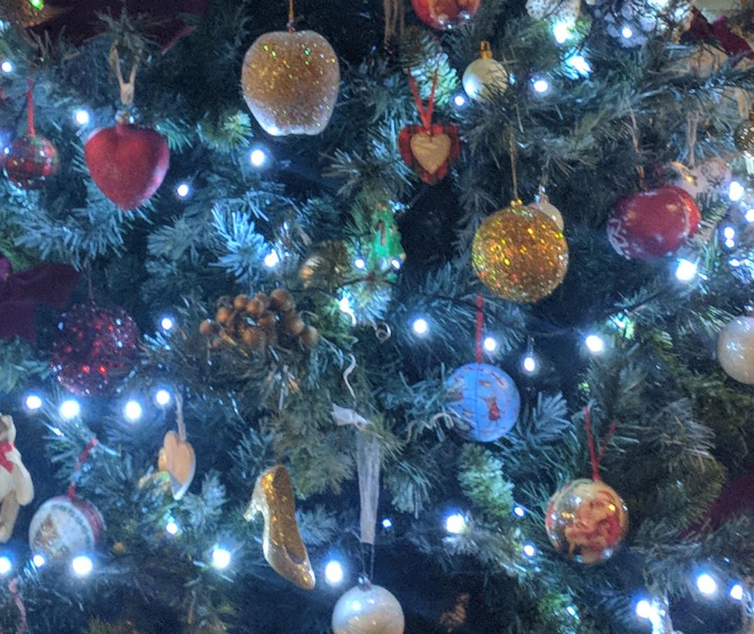 Christmas Fayre Menu 2019